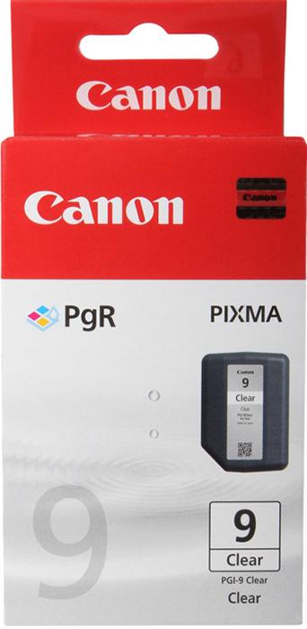 Картридж Canon PGI-9Clear, прозрачный, для струйного принтера, оригинал цены
