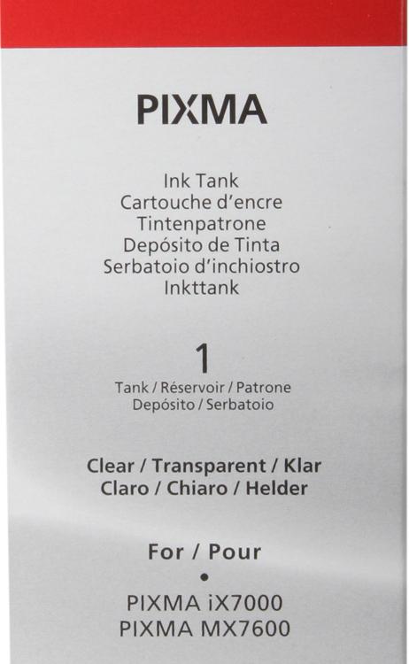 Картридж Canon PGI-9 Clear (2442B001), прозрачный, для струйного принтера, оригинал