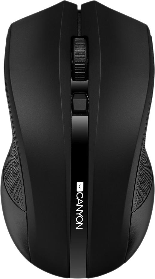 Мышь Canyon CNE-CMSW05B, черный