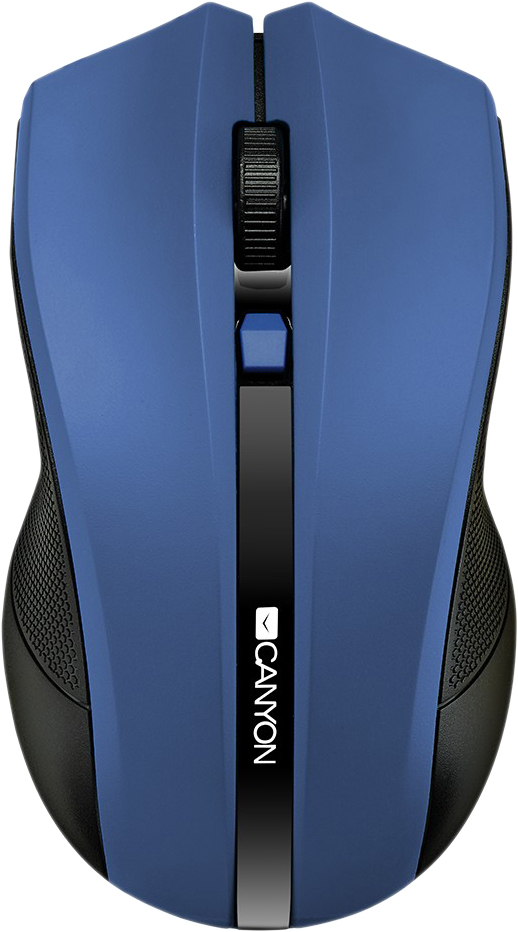 Мышь Canyon CNE-CMSW05BL, голубой