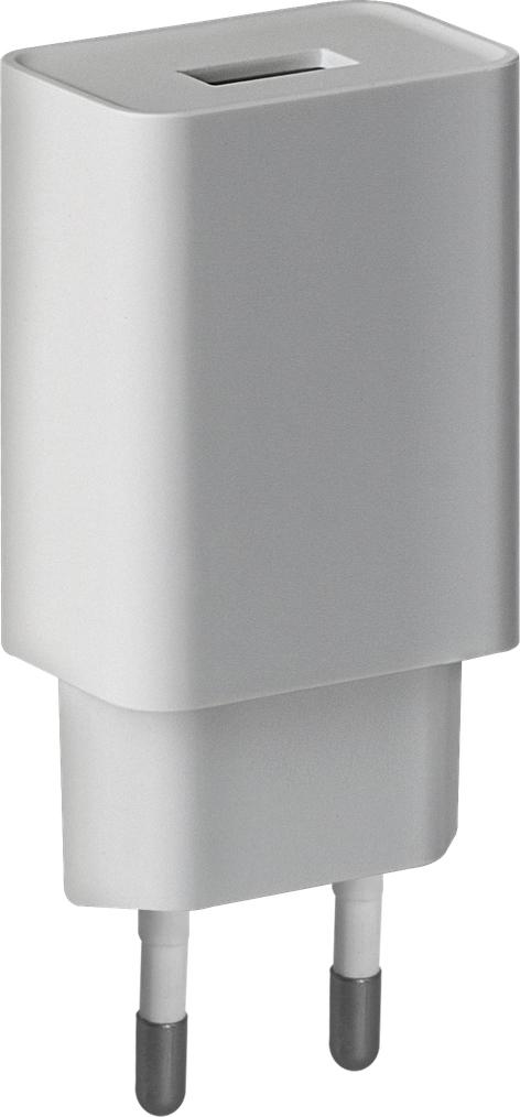 Сетевое зарядное устройство DEFENDER UPA-20 1 порт USB, 5V / 2А цена и фото