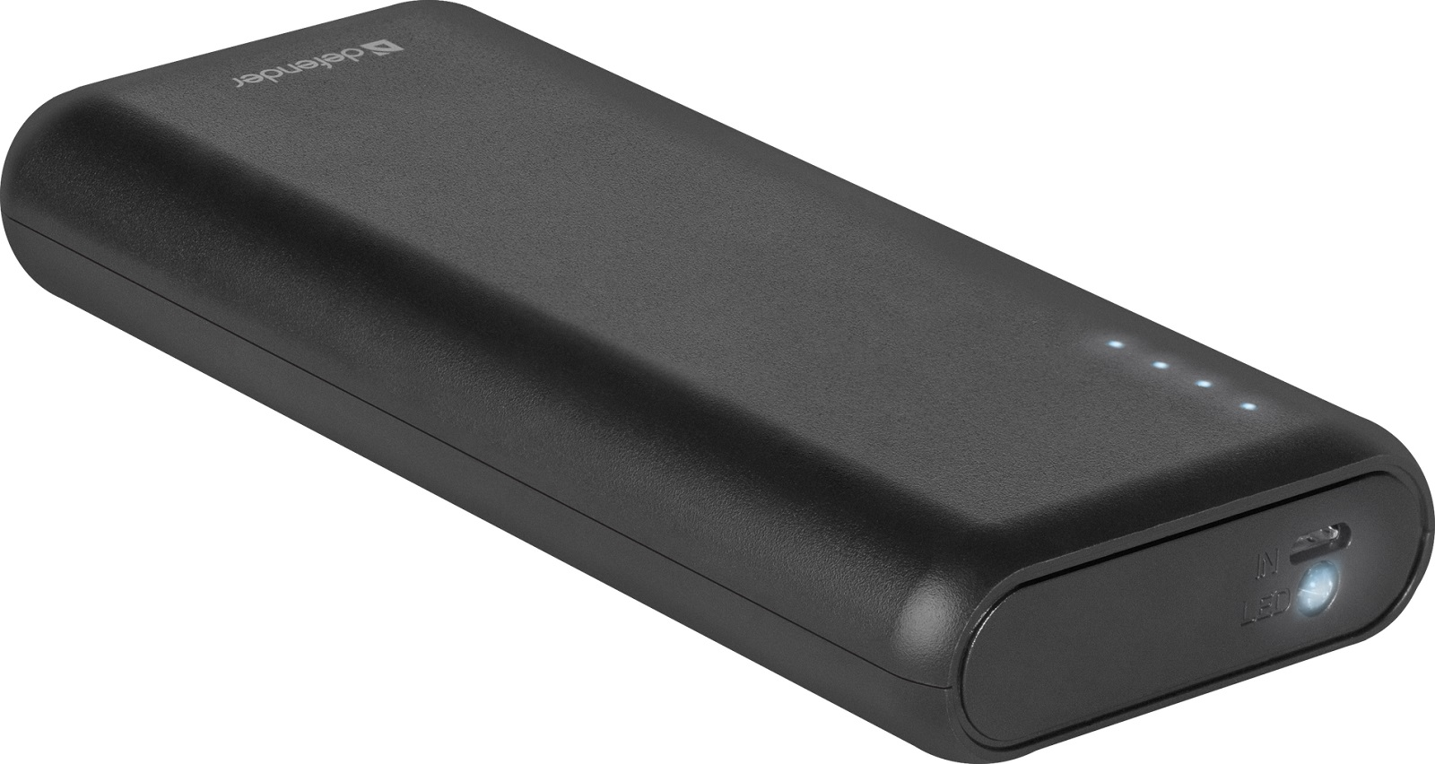 Фото - Внешний аккумулятор Defender Lavita 10000B 2 USB, 10000 mAh, 2.1A сотовые телефоны
