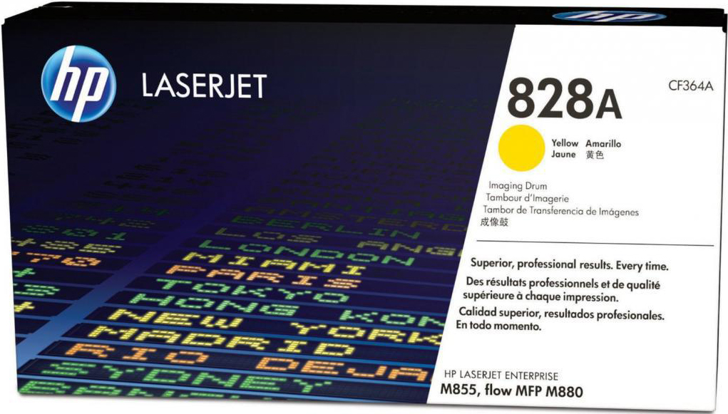 Фотобарабан HP 828A (CF364A), желтый