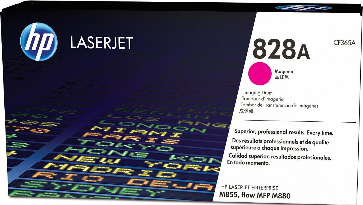 Фотобарабан HP 828A (CF365A), пурпурный