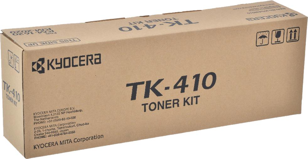Картридж Kyocera TK-410, черный, для лазерного принтера