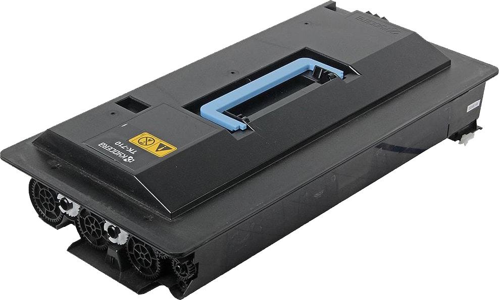Картридж Kyocera TK-710, черный, для лазерного принтера