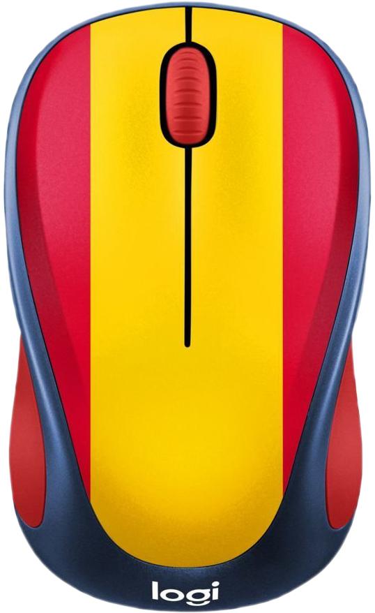 лучшая цена Мышь Logitech M238 Fan Collection Spain, 910-005401