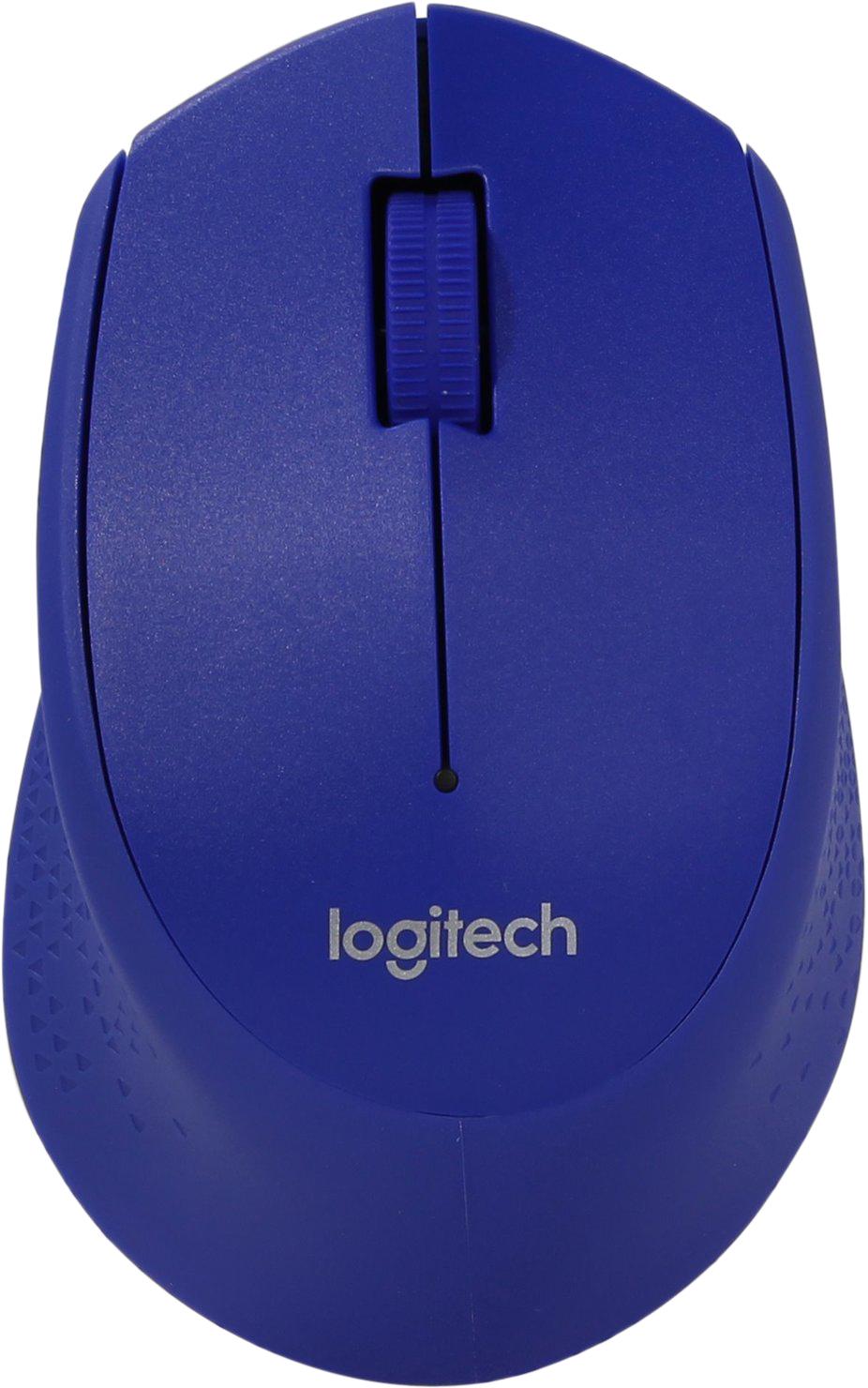 цена на Мышь Logitech M280, 910-004290, blue