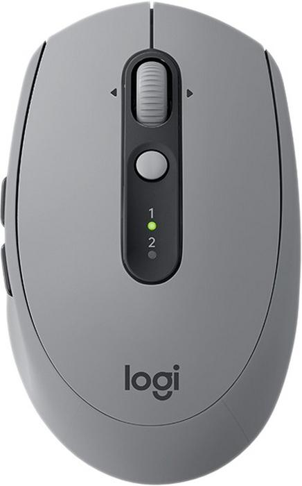 Мышь Logitech M590 Multi-Device Silent, 910-005198, grey