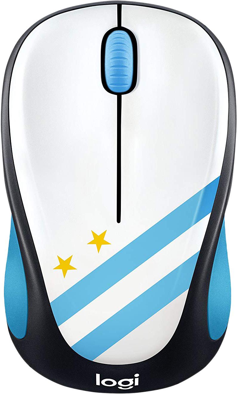 лучшая цена Мышь Logitech M238 Fan Collection Argentina, 910-005397