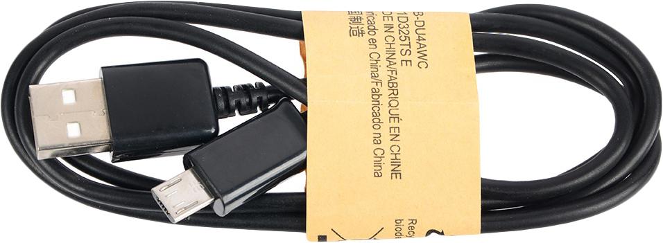 Кабель Ritmix MicroUSB-USB RCC-110, 1 м, black кабель ritmix rcc 438 usb c 15120021 черный 1 м