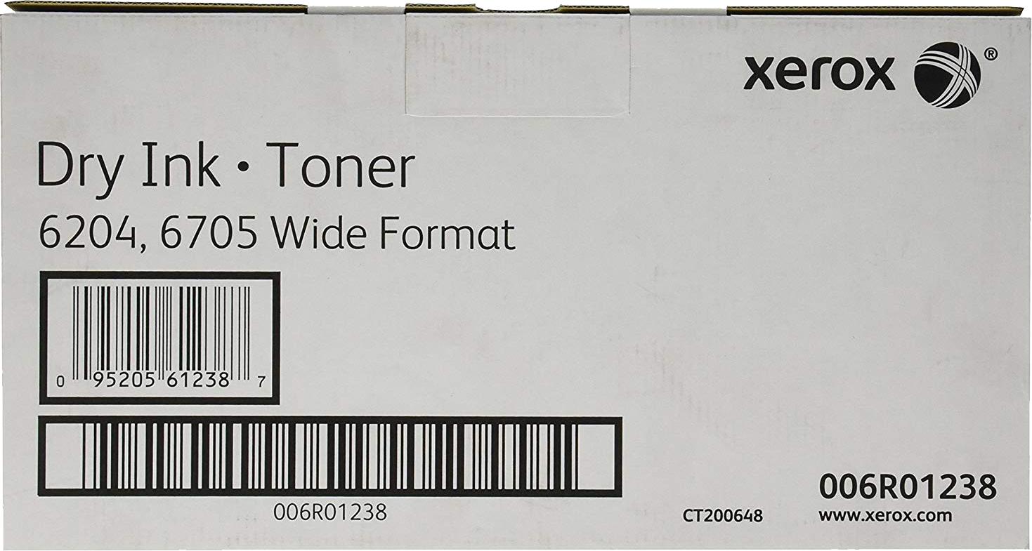 Картридж Xerox 006R01238, черный, для лазерного принтера, оригинал картридж xerox 013r00621 черный оригинал