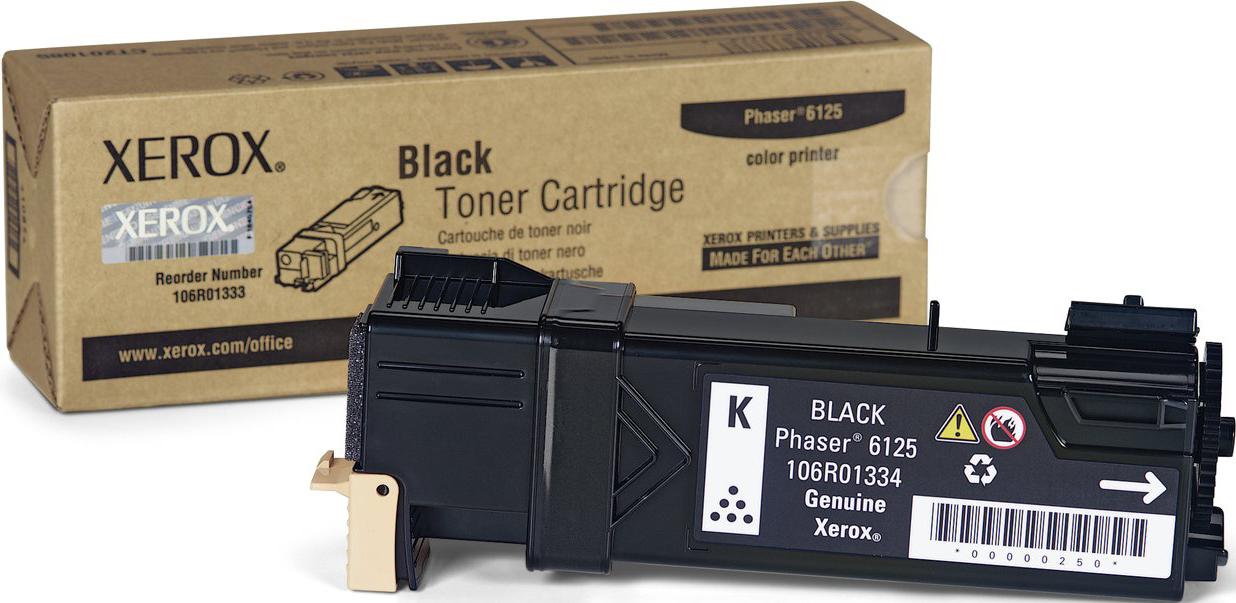 Картридж Xerox 106R01338, черный, для лазерного принтера, оригинал картридж xerox 013r00621 черный оригинал