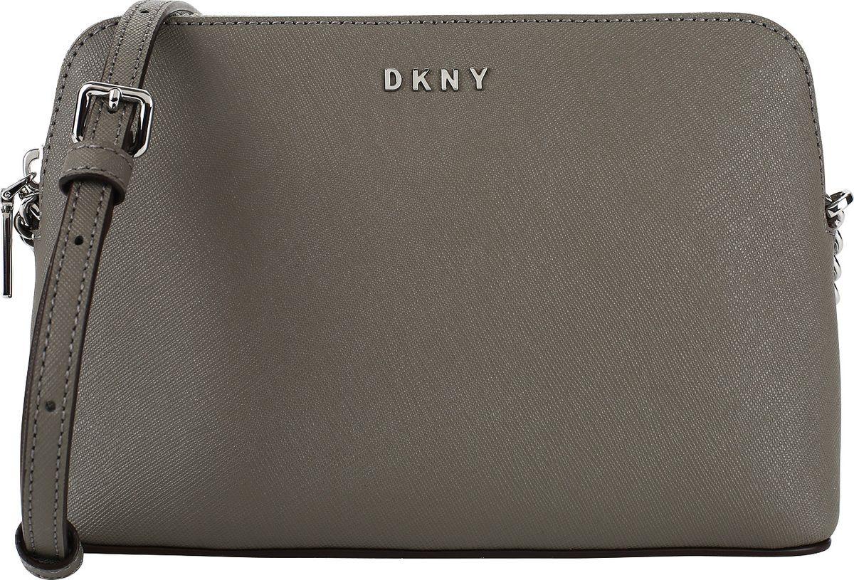 Сумка женская DKNY, R82E1468/CLY, серый сумка женская dkny r83e3623 xod красный