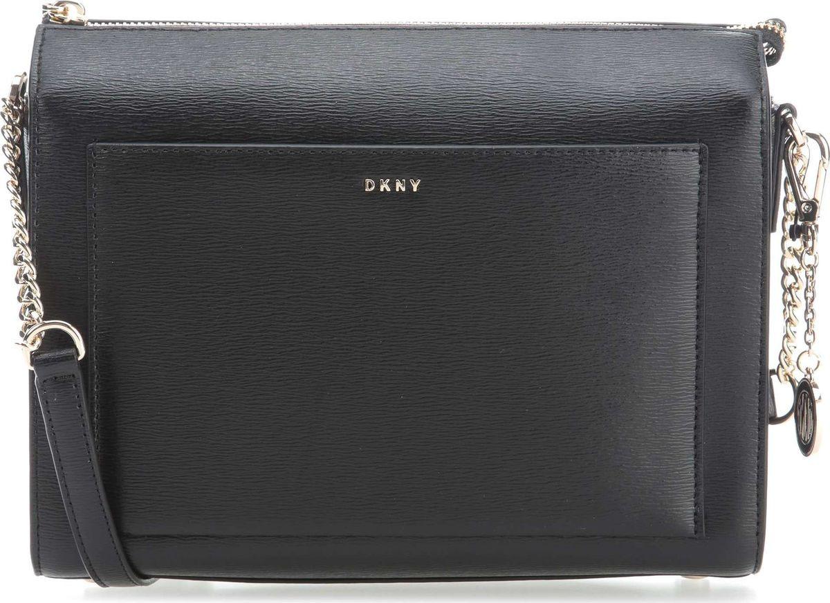 Сумка женская DKNY, R74E3005/BGD, черный сумки dkny сумка
