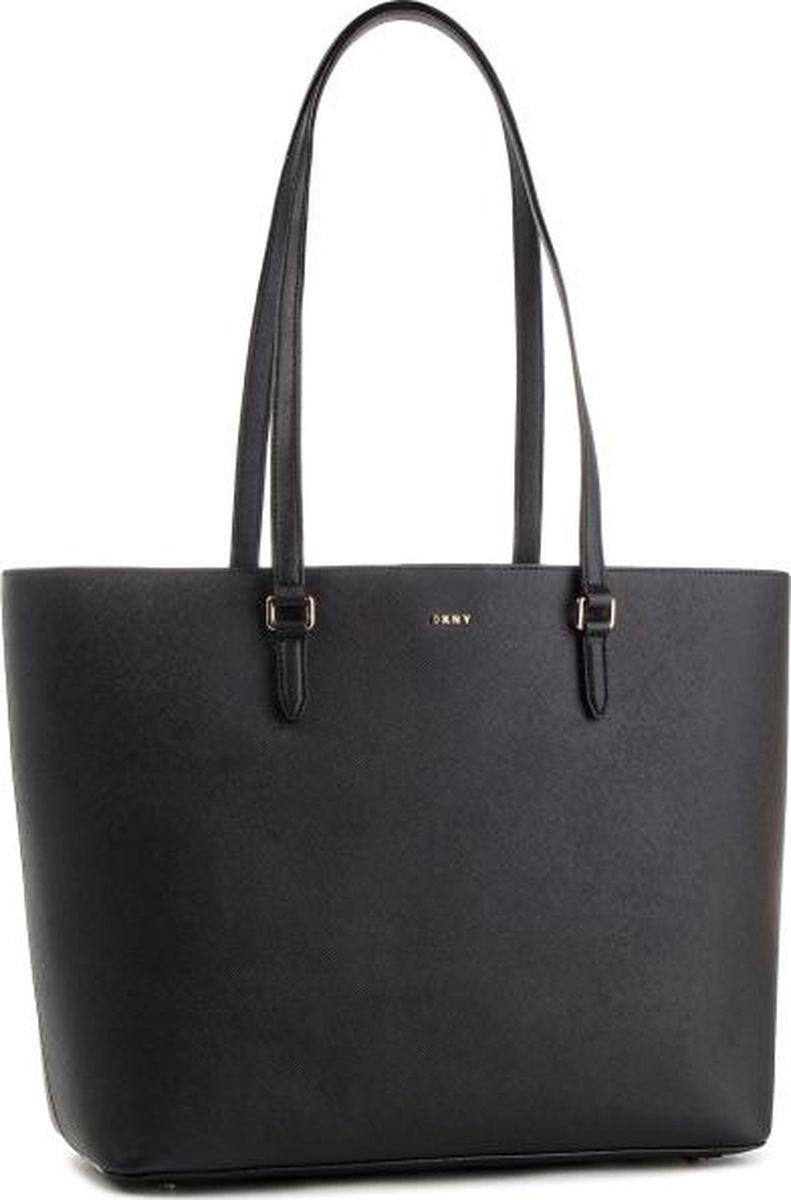Сумка женская DKNY, R83A1710/XO8, черный, красный сумка женская dkny r83e3623 xod красный