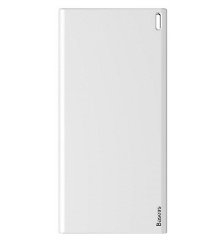 Внешний аккумулятор Baseus Choc PPALL-QK21, 1168, белый внешний аккумулятор baseus ppall ex01
