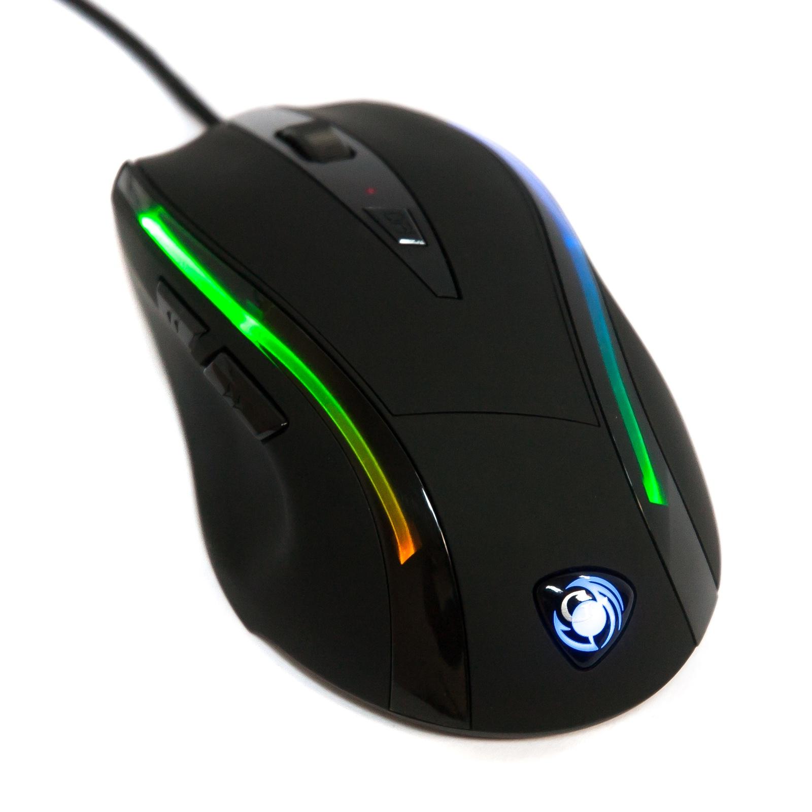 Игровая мышь DIALOG Gan-Kata MGK-45U, черная мышь проводная dialog gan kata mgk 05u чёрный usb