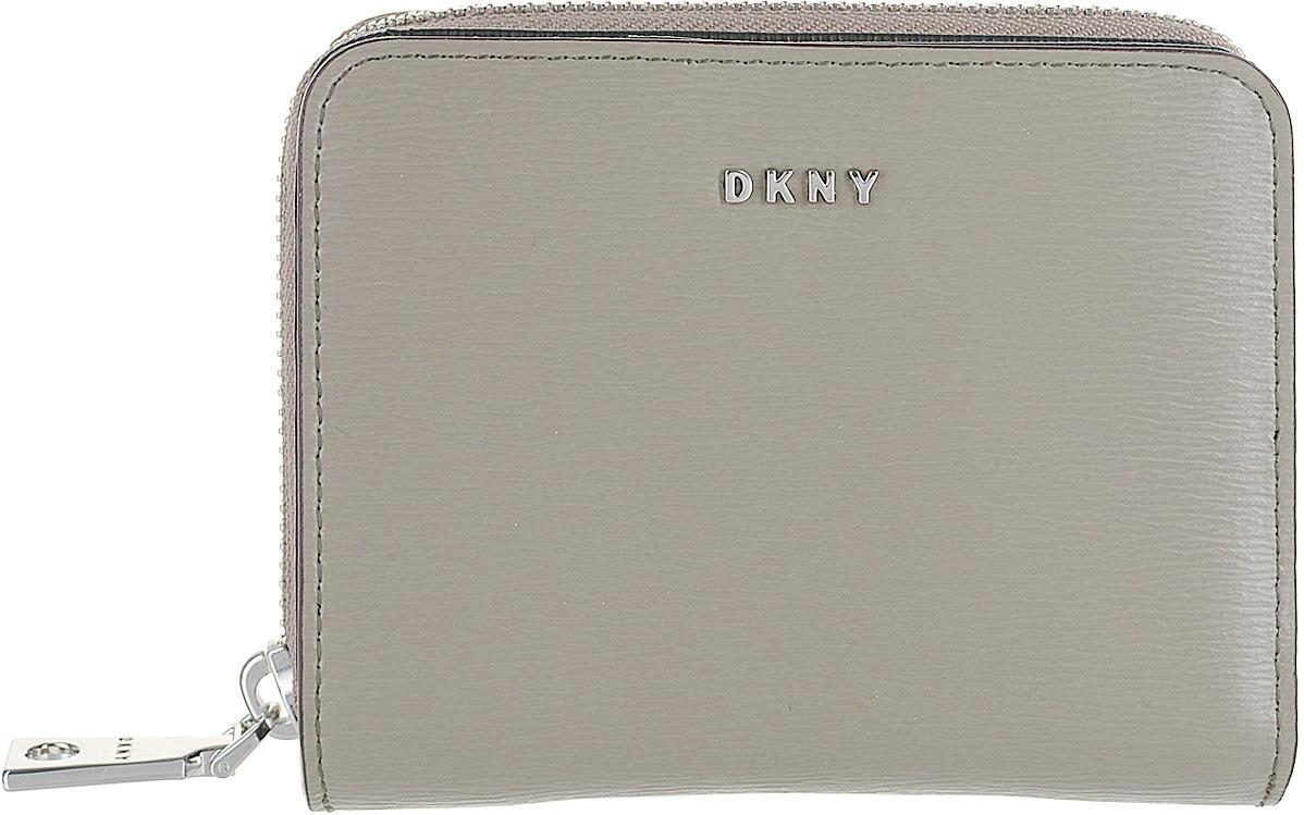 Кошелек женский DKNY, R7413096/CLY, серый кошелек dkny dkny dk001bwzky71