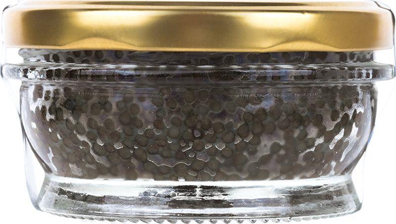 Икра осетровых рыб Золото Каспия Астрахань классическая, 100 г Золото Каспия