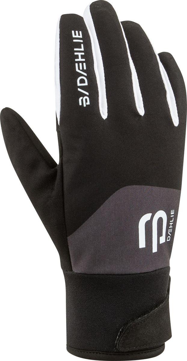 Перчатки Bjorn Daehlie Classic 2.0 Jr, цвет: черный. 332811_99900. Размер L (8) носки bjorn daehlie athlete light цвет белый 331084 12000 размер l 43 46
