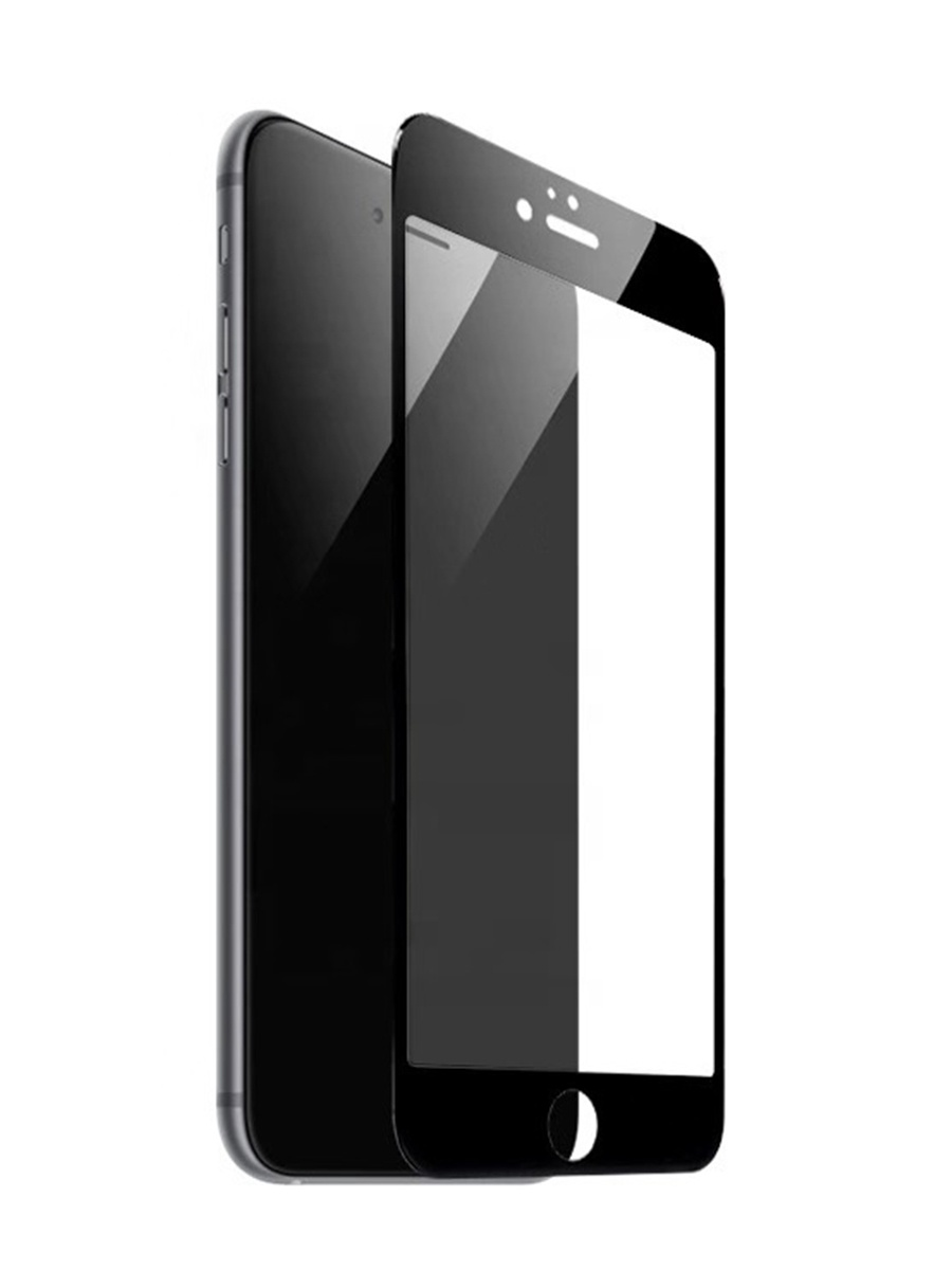 Защитное стекло YOHO для iPhone 6 Plus/6S Plus на полный экран 5D Full Screen, YZSI6SPb, черный