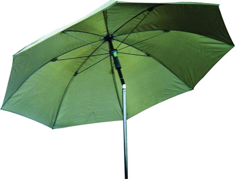 Зонт рыболовный Tramp, TRF-044, зеленый, высота 125 см