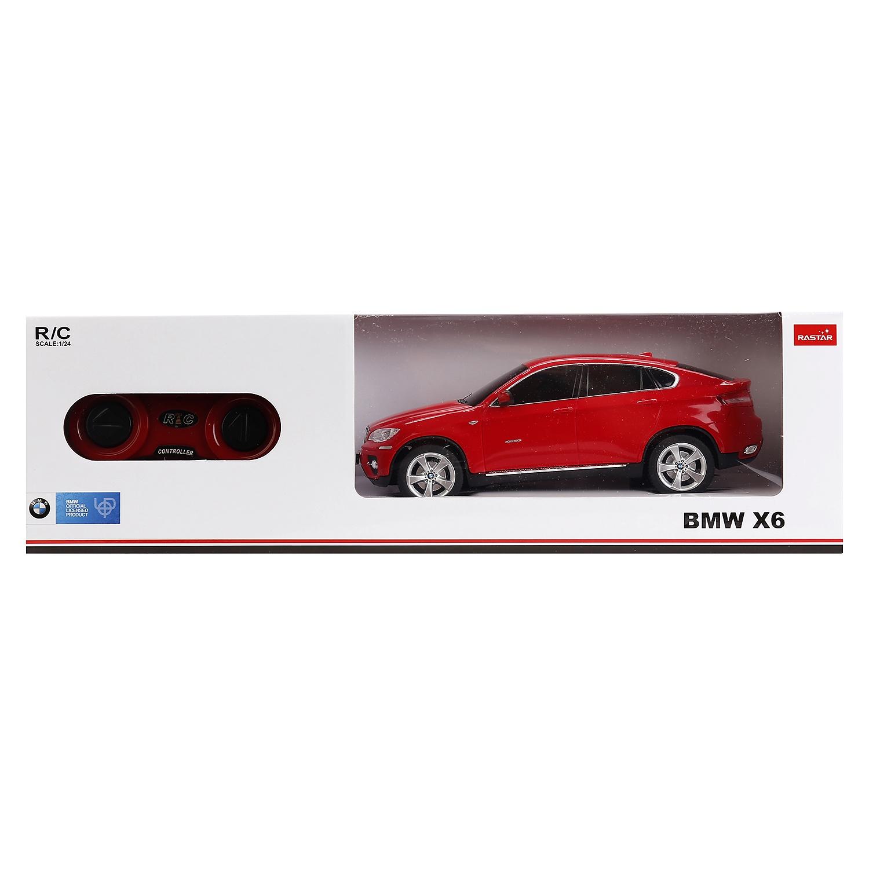 Машинка Rastar 237420, 237420 красный цена