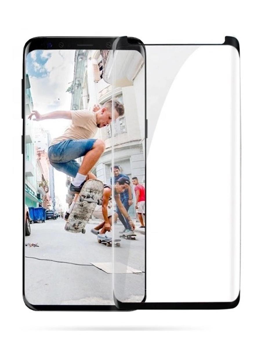 Защитное стекло для Samsung Galaxy Note 8 на полный экран 5D Full Screen. Черное защитное стекло для iphone 7 8 на полный экран 5d full screen черное