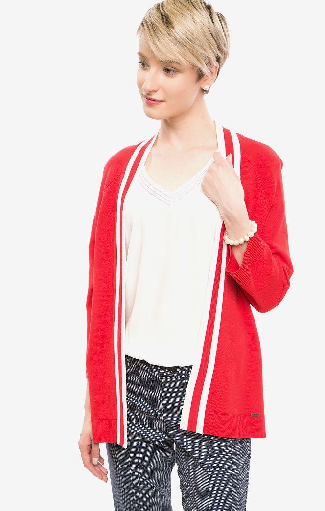 Кардиган Tom Tailor футболка для мальчика tom tailor цвет белый 1039542 00 82 1050 размер 104 110