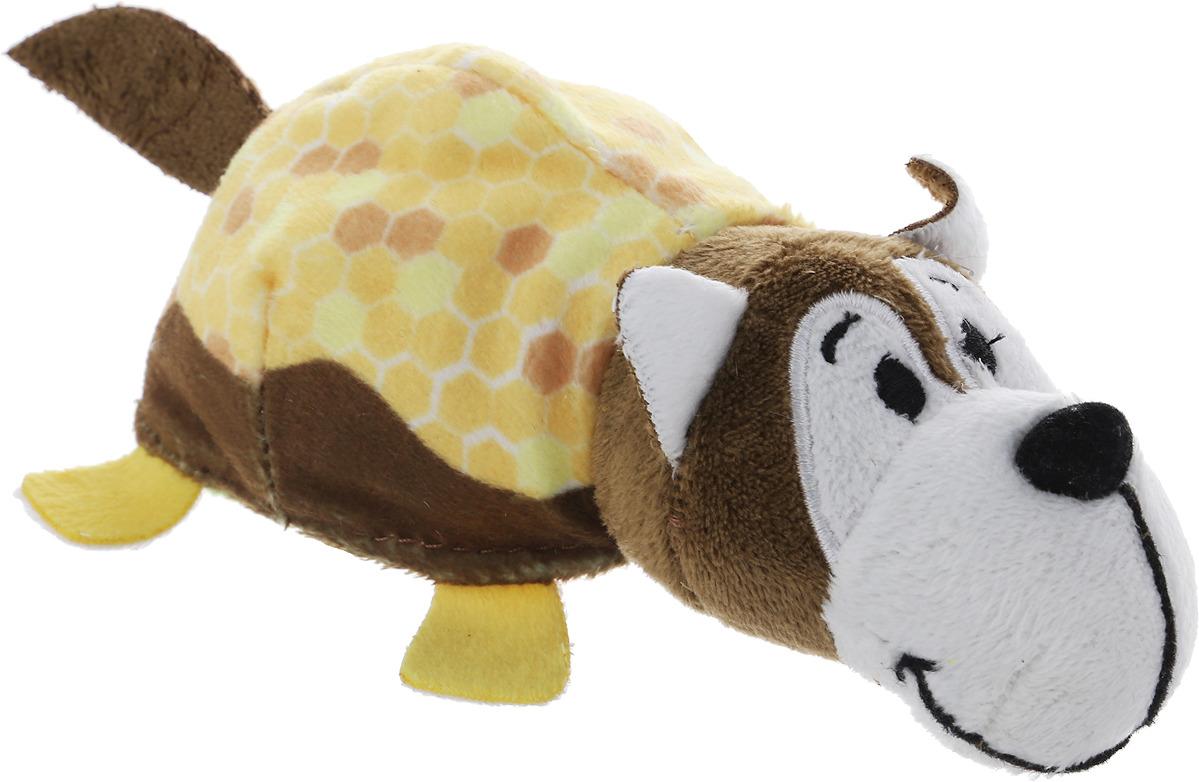 Мягкая игрушка 1TOY Вывернушка Ням-Ням 2в1, ароматизированная мягкая игрушка вывернушка ням ням 2в1 морской котик пингвинчик с ароматом 12 см