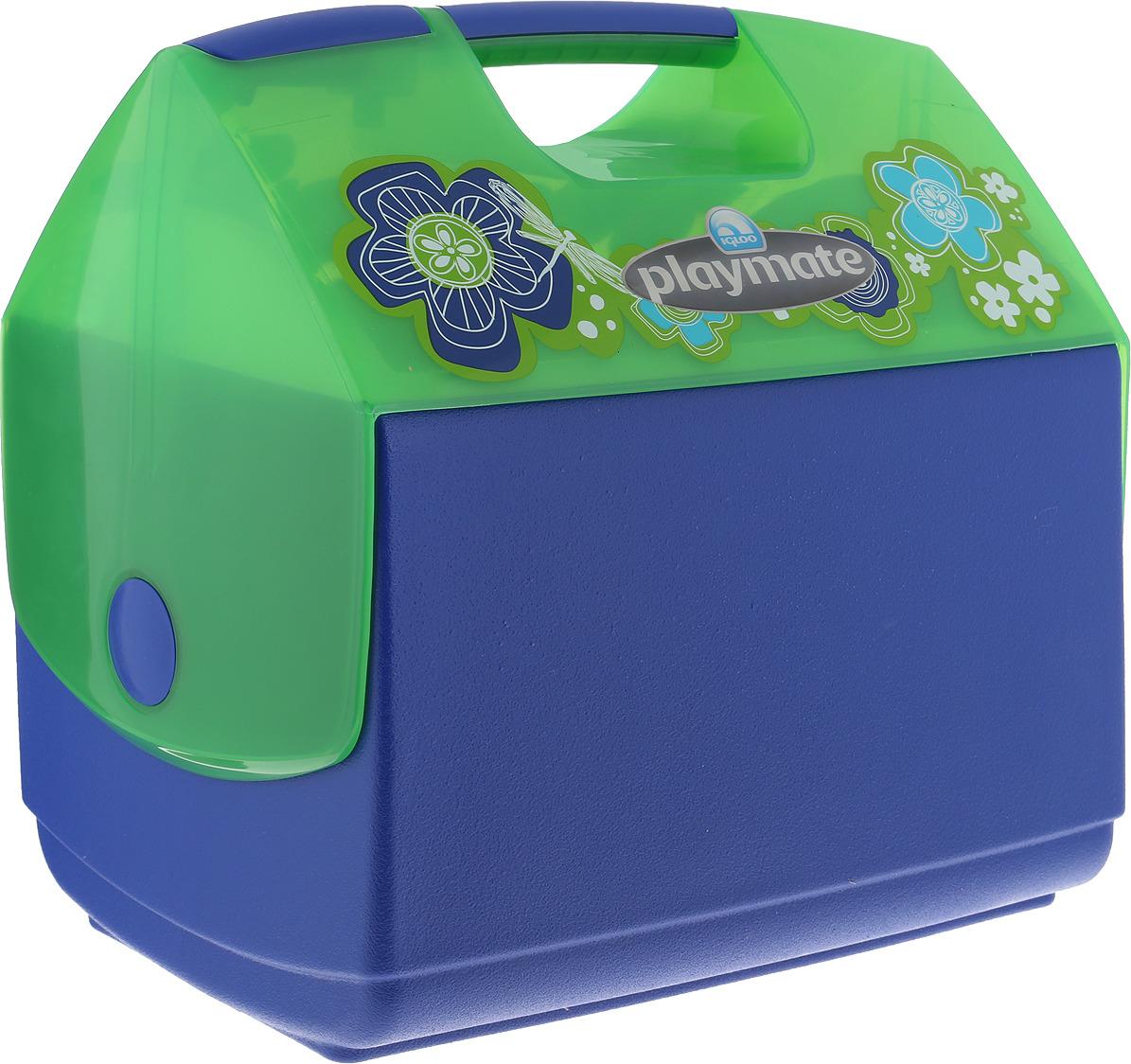 Контейнер изотермический пластиковый Igloo Playmate Elite Ultra, 43239, зеленый