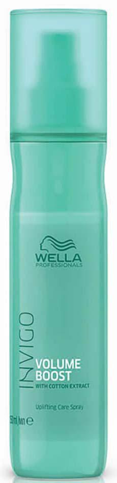Wella Invigo Volume Boost Спрей-уход для прикорневого объема, 150 мл wella спрей уход для прикорневого объема invigo volume boost 150 мл