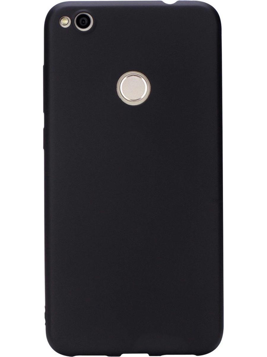 Чехол/бампер Yoho для Huawei P8 Lite (2017), YCHH8L7B, черный не трогайте меня pattern мягкий тонкий тпу резиновый силиконовый гель дело чехол для huawei p8 lite