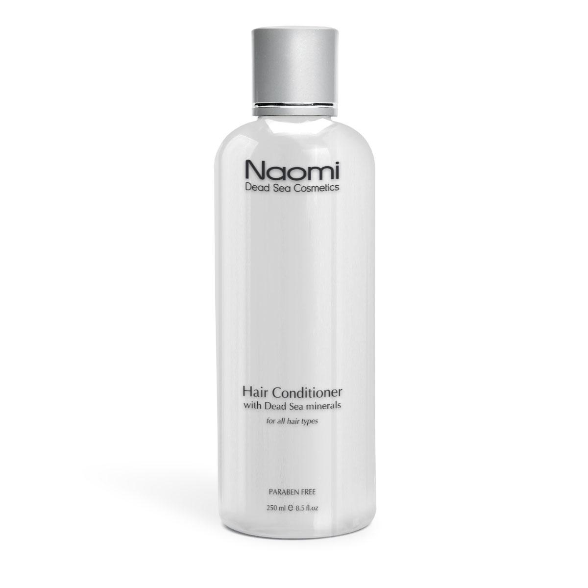 Бальзам-кондиционер с минералами Мертвого моря для всех типов волос 250мл кондиционер для волос dr sea с кератином витамином е и минералами мертвого моря для всех типов волос 400 мл