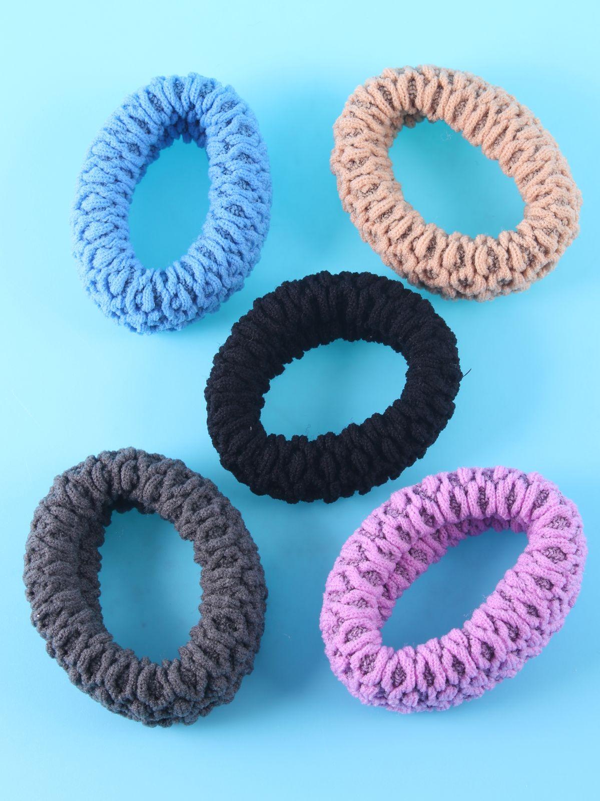 Резинка для волос Hello Trendy резинки радужки резинки для волос 2 5см набор 95 штук
