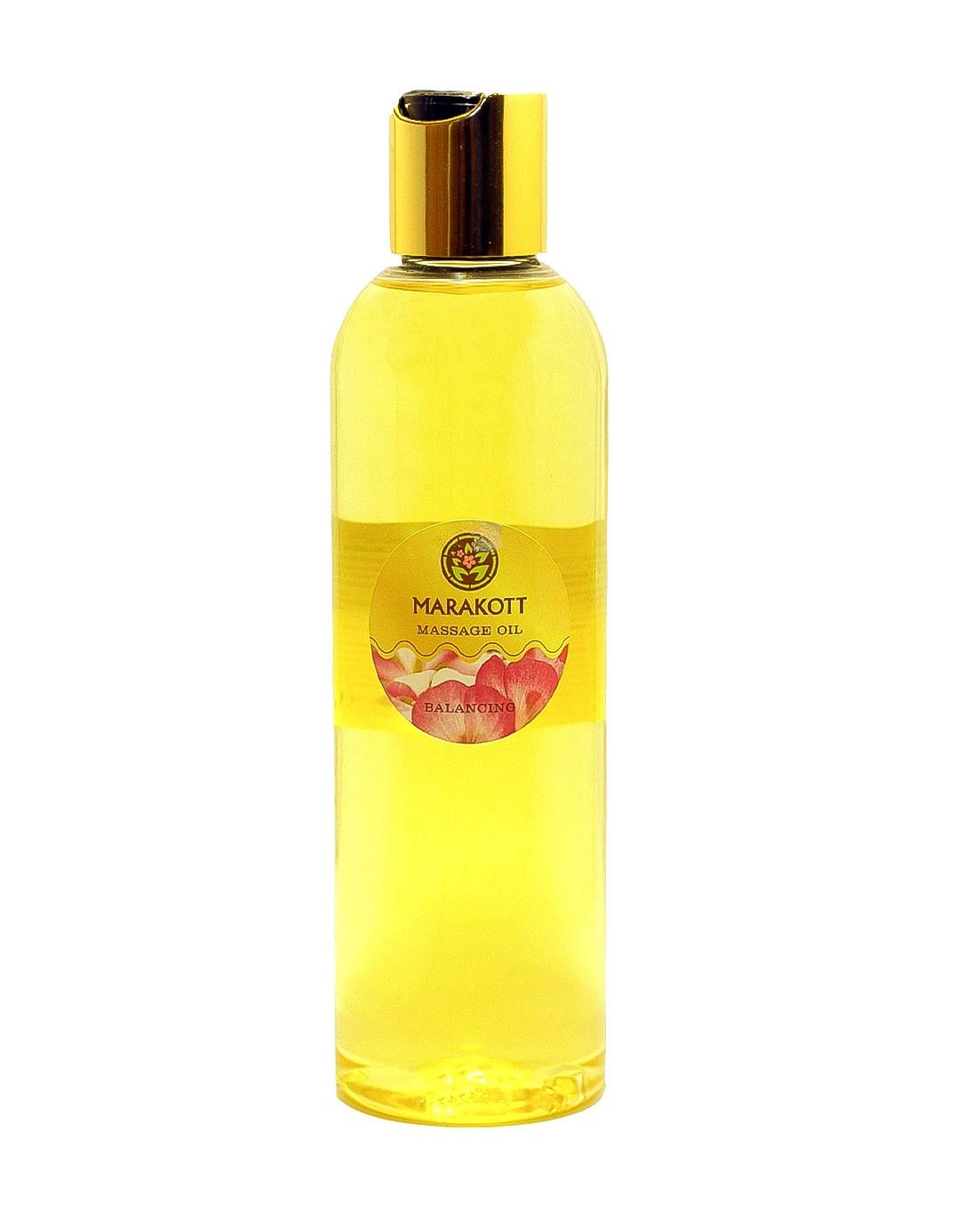 Масло массажное Marakott Балансирующее, 250мл anariti масло для массажа повышающее сексуальную энергию 250мл