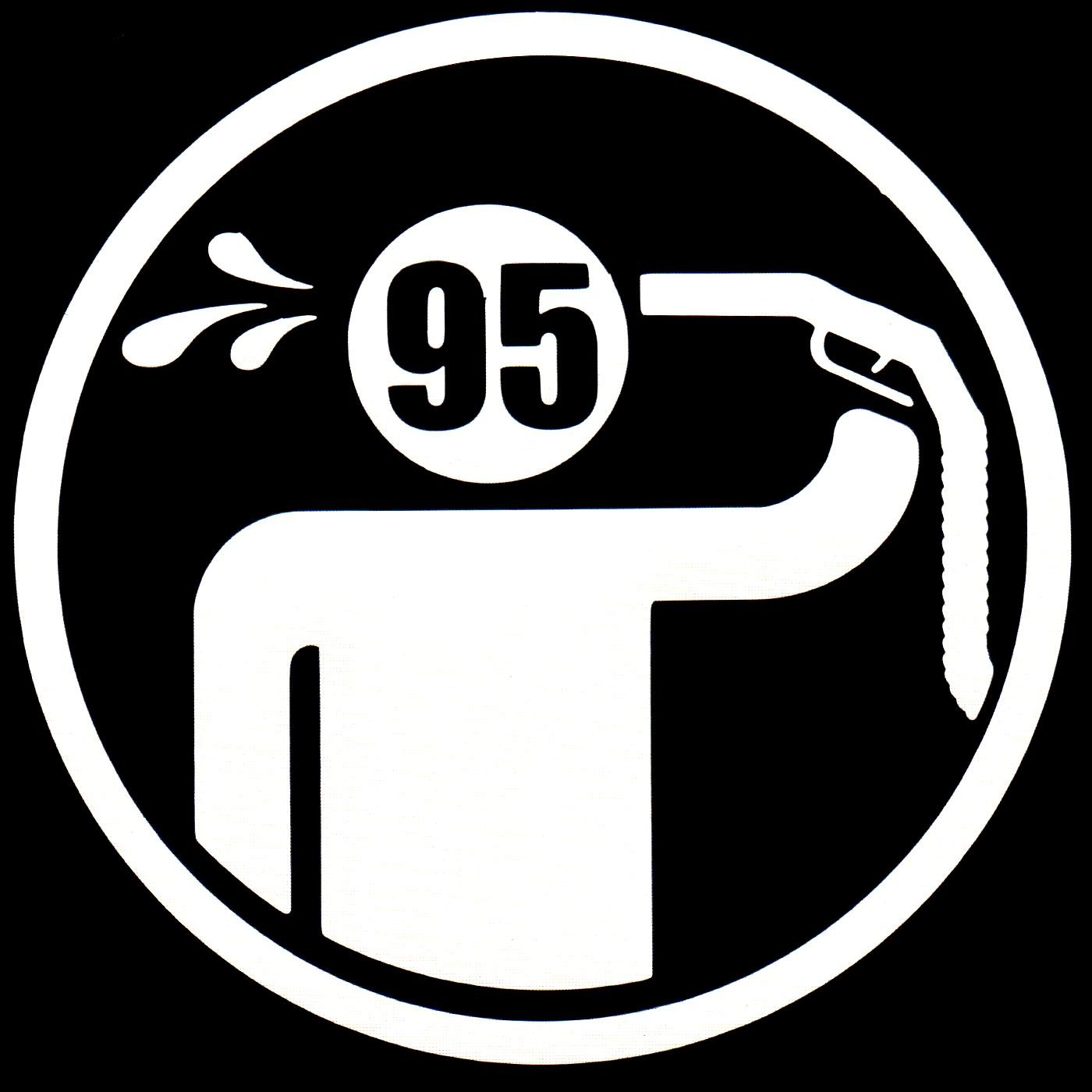 Наклейка автомобильная Mashinokom Цена АИ-95, VRC 015-13, 11,5*11,5 см наклейка автомобильная decoretto великая отечественная виниловая 37 х 50 см