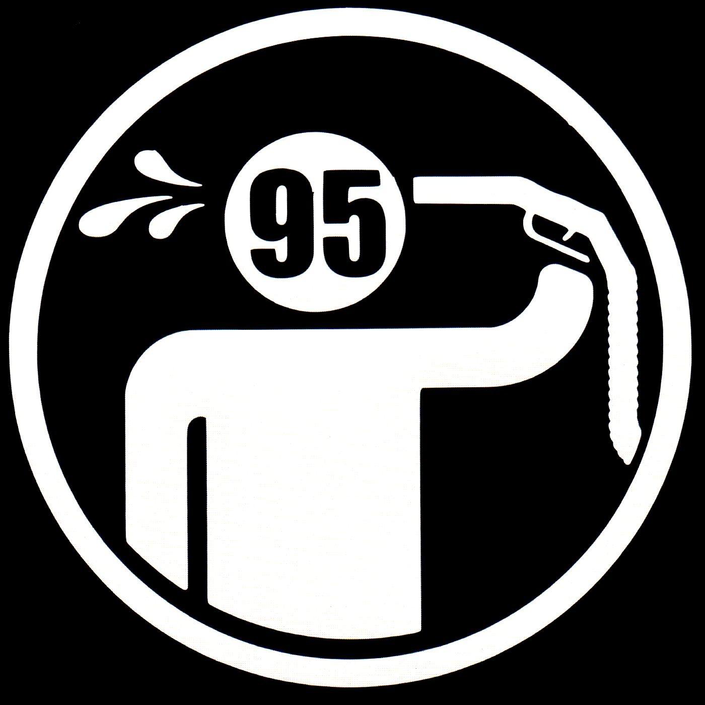 Наклейка автомобильная Mashinokom Цена АИ-95, VRC 015-13, 11,5*11,5 см наклейка автомобильная mashinokom внимание дети vrc 431 03 винил 10х12 см