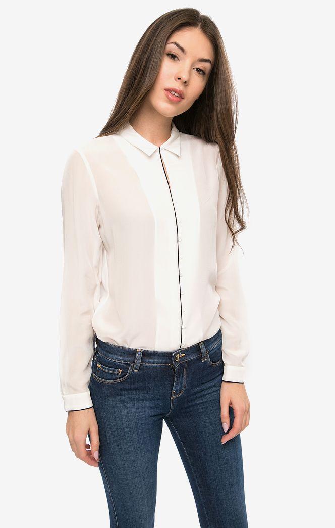 Блузка Armani Jeans недорго, оригинальная цена