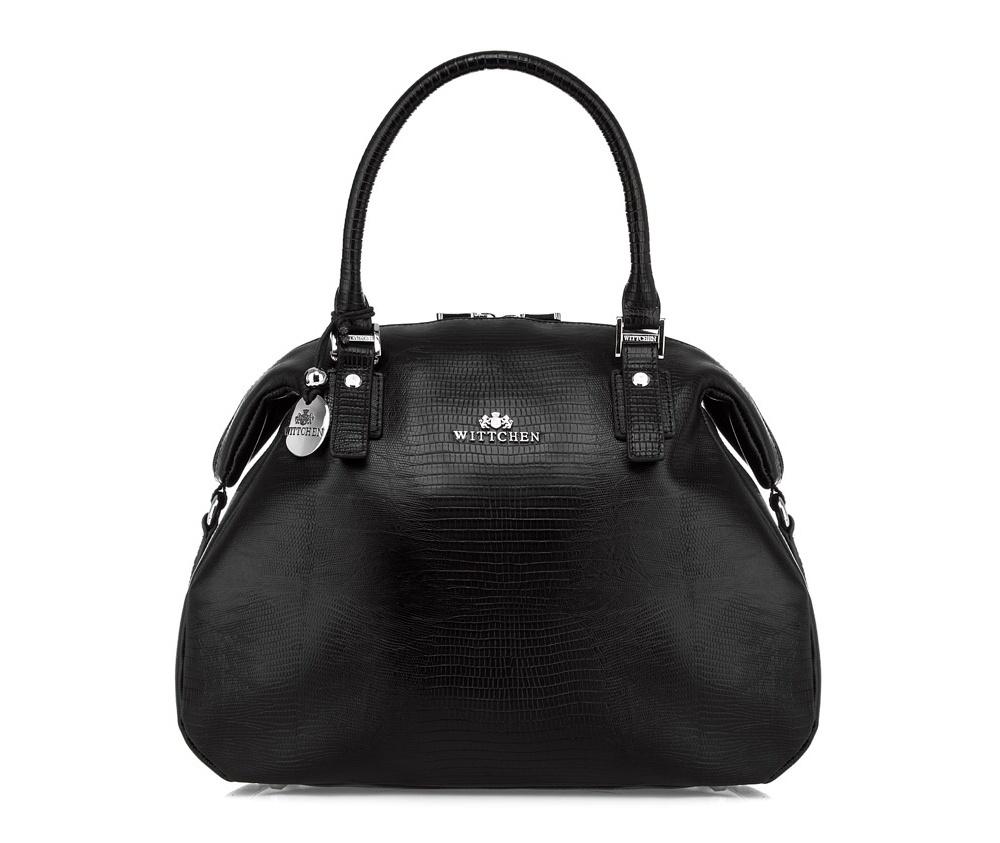 Сумка Wittchen 15-4-065, черный сумка wittchen 15 4 062 черный