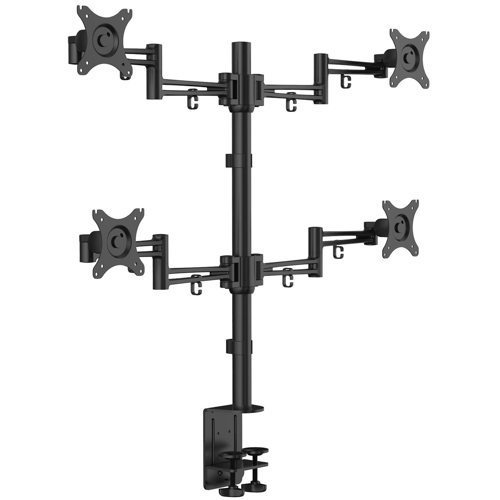 Крепление для монитора KRON D422E, черный