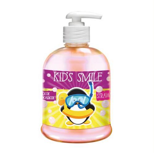 Детское мыло Фабрика Ромакс Kids Smile жидкое, 00-00035237