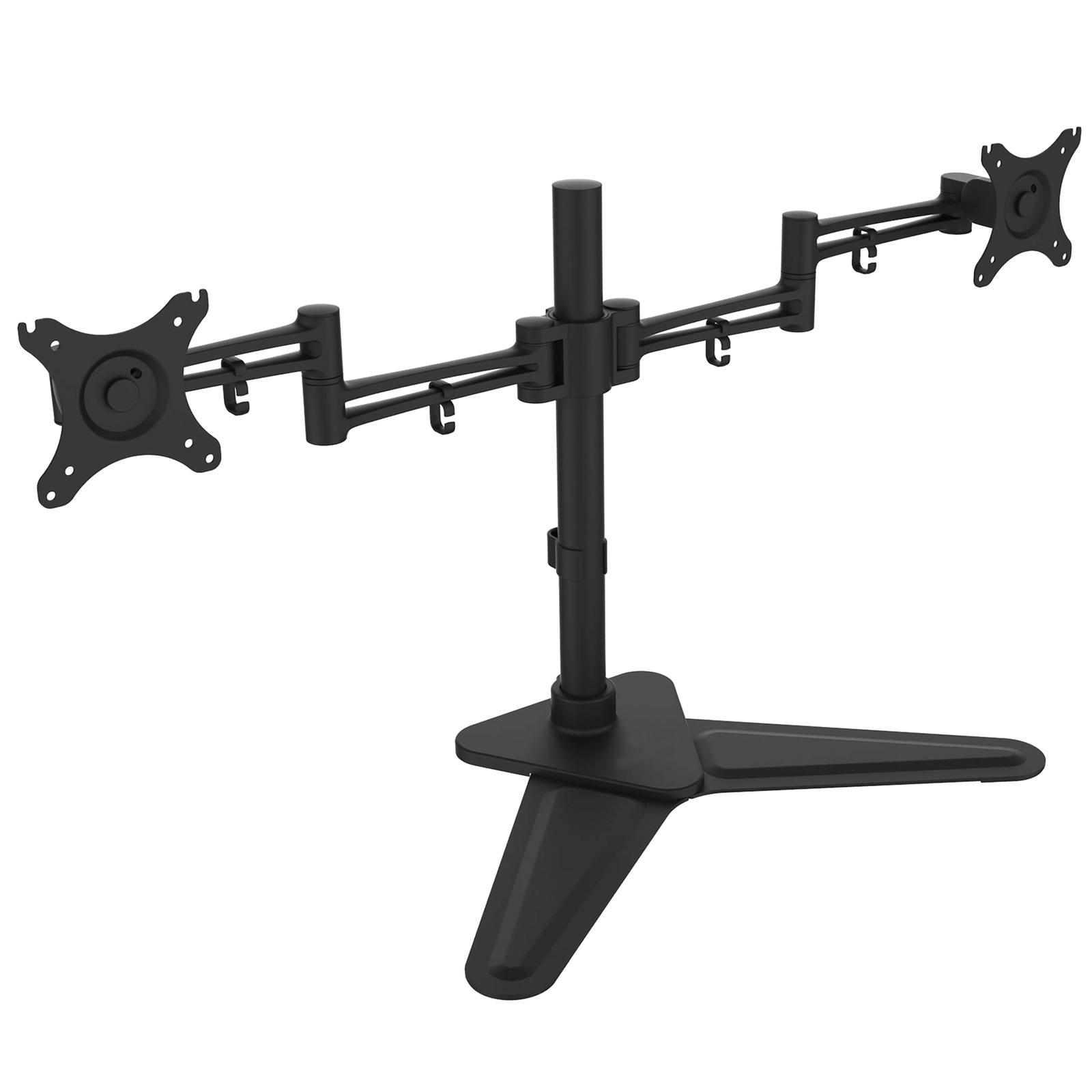 Крепление для монитора KRON D222FS, черный