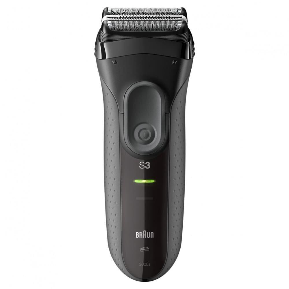Электробритва Braun Series ProSkin 3 3000TS, 81645103, черный