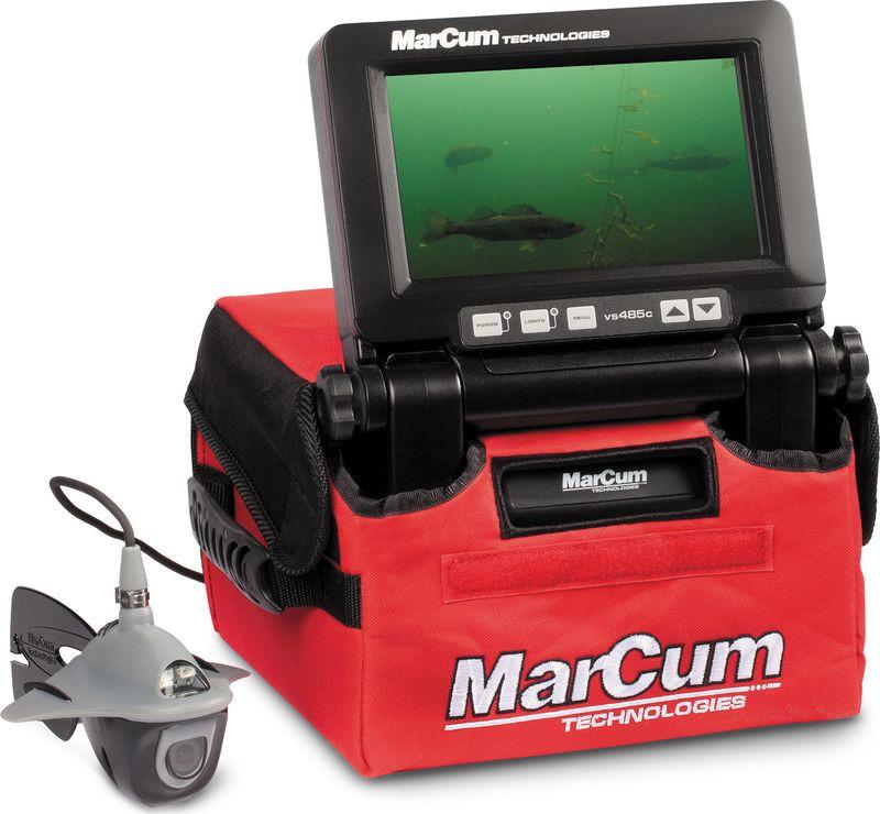Подводная камера MarCum, VS485C, черный подводная камера aqua vu micro plus dvr