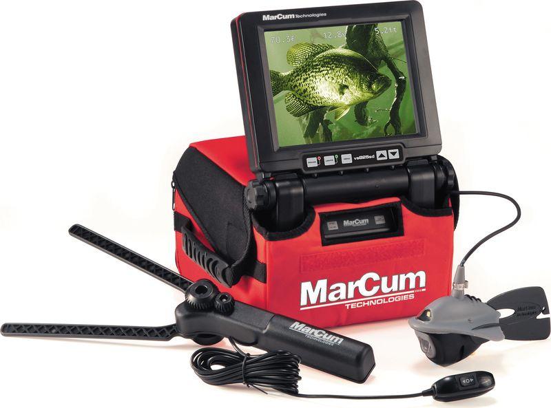 Подводная камера MarCum, VS825SD, черный