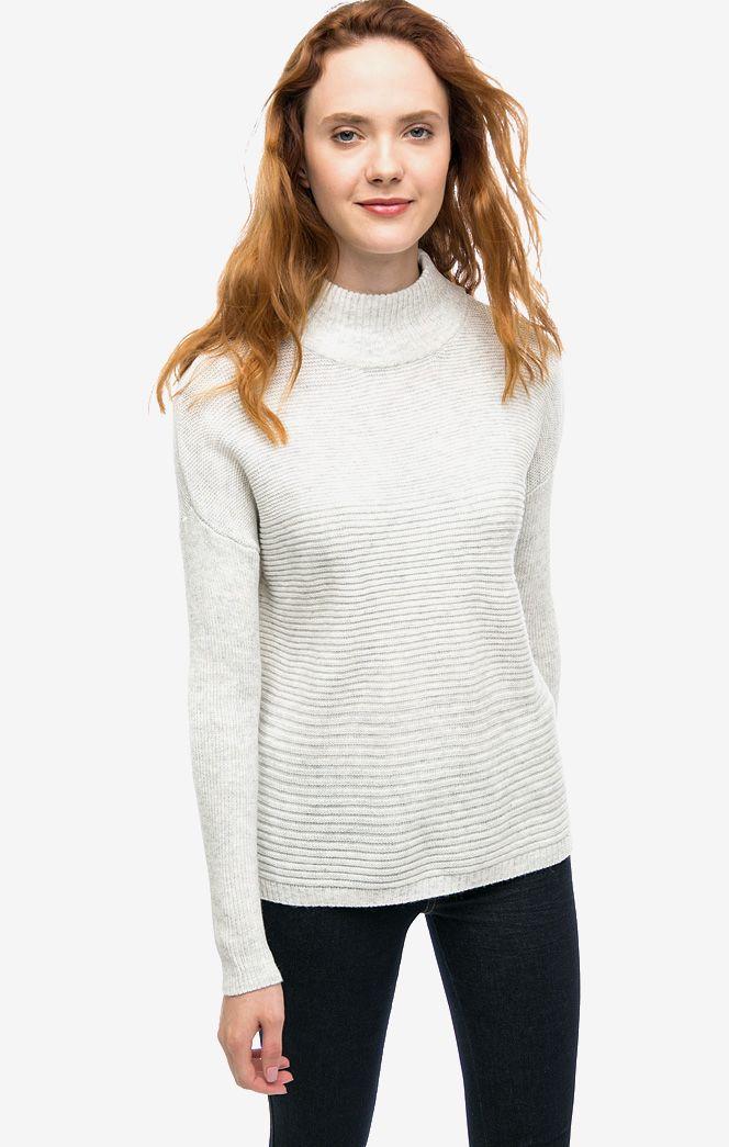 Джемпер Tom Tailor футболка для мальчика tom tailor цвет белый 1039542 00 82 1050 размер 104 110
