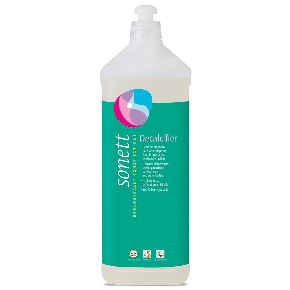 Специальное чистящее средство Sonett Универсальный очиститель для удаления накипи. 1л