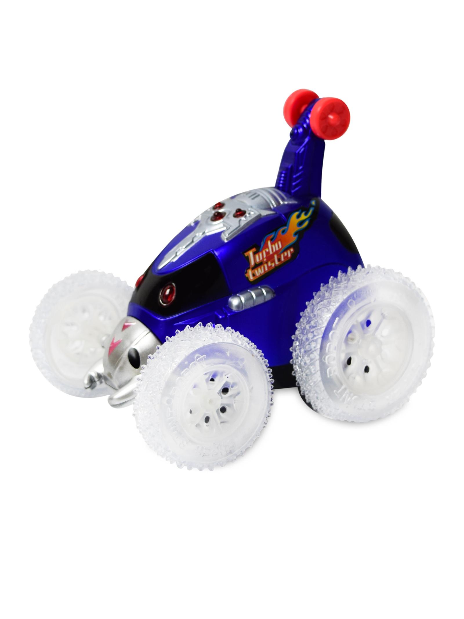 Машина-перевертыш JT Toys Р\У, В0558/синий